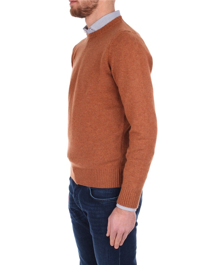 Drumohr Sweaters Orange