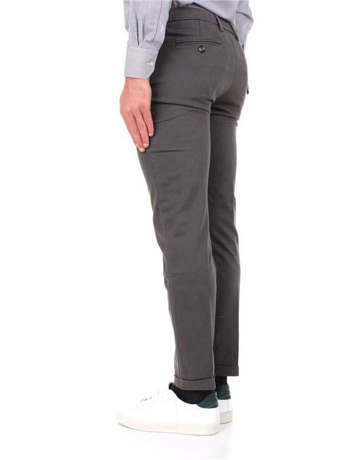 Re-hash Trousers Regular Man P24920765899 3