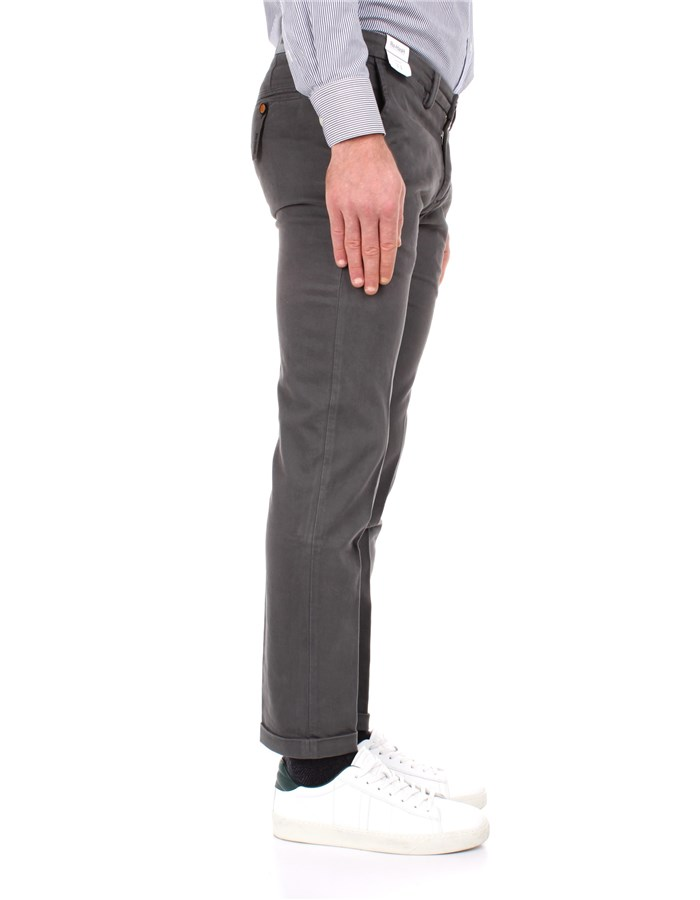 Re-hash Trousers Regular Man P24920765899 7