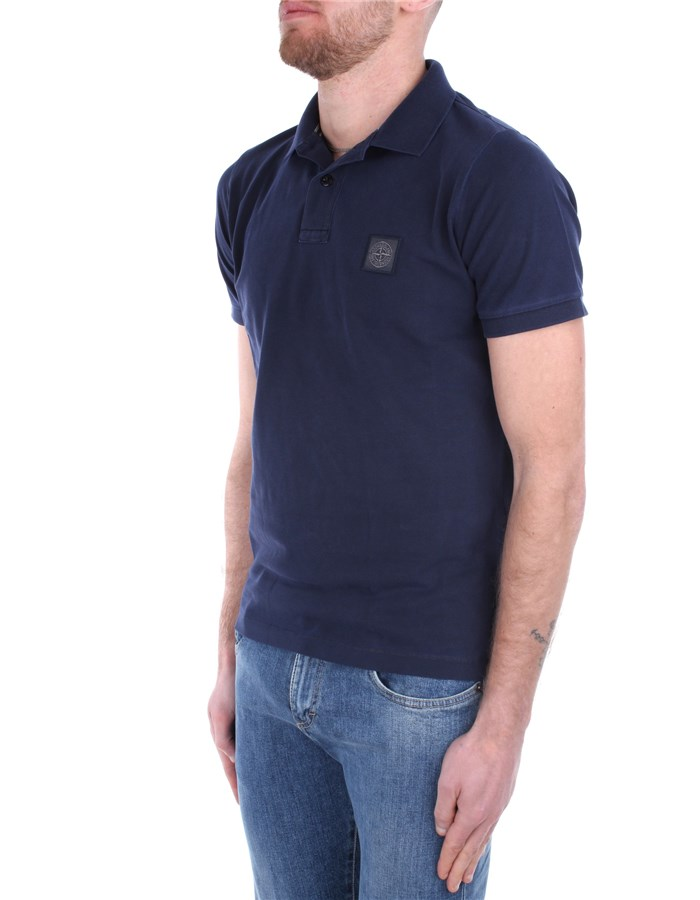 Stone Island Polo shirt Short sleeves Man MO721522S67 1