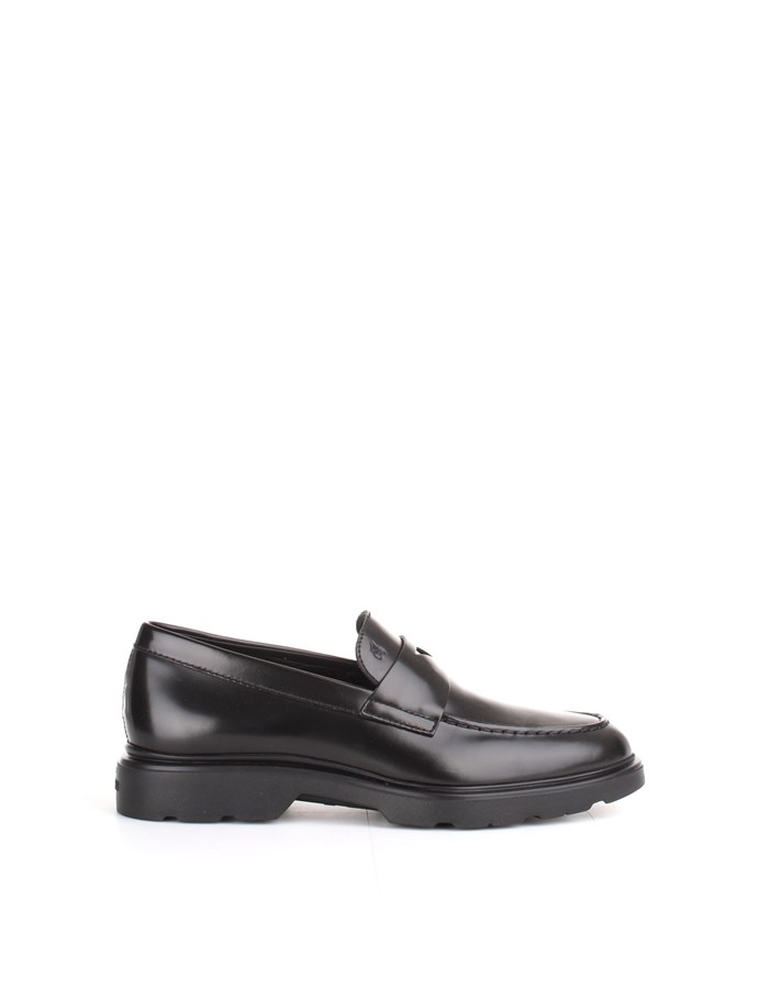 Hogan Loafers Black