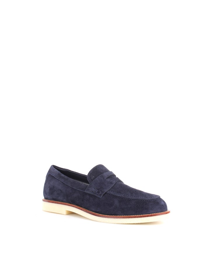 Hogan Loafers Blue
