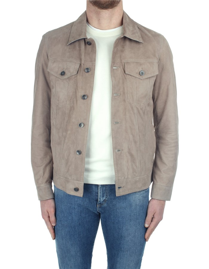 Kired Jackets And Jackets Beige