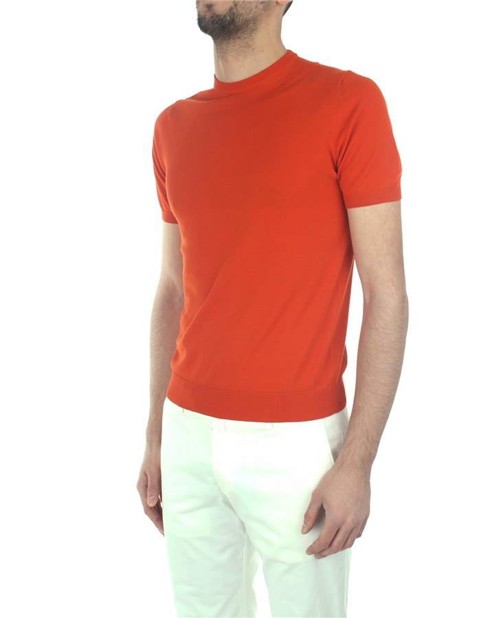 Malo Sweaters Orange