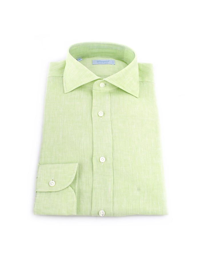 Camiceria Giampaolo Shirts Green