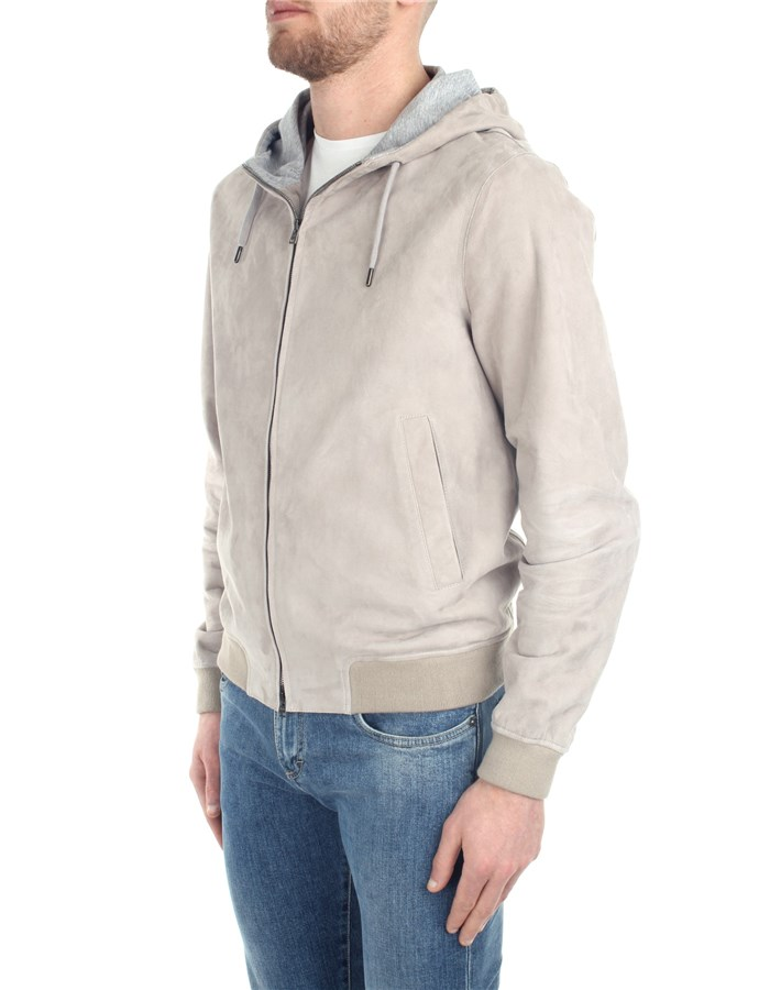 Herno Jackets And Jackets Beige