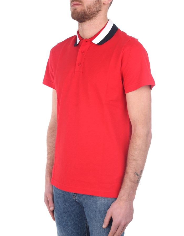 Rossignol Polo shirt Red