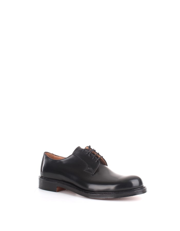 Joseph Cheaney & Sons lace-up shoes Black