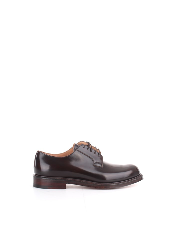 Joseph Cheaney & Sons lace-up shoes Brown