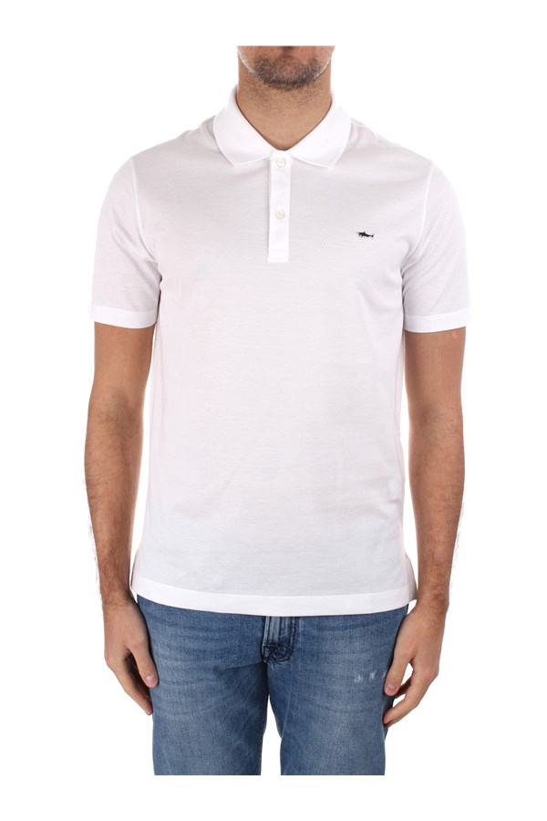 Paul & Shark Short sleeves C0P1013 White