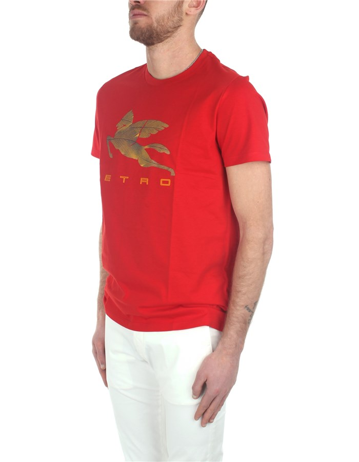 Etro T-shirt Red