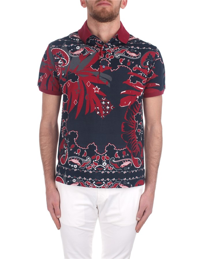 Etro Polo shirt Multicolor