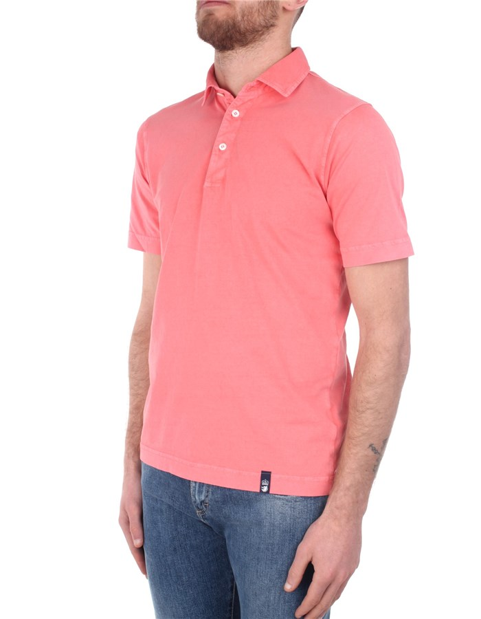 Drumohr Polo shirt Rose