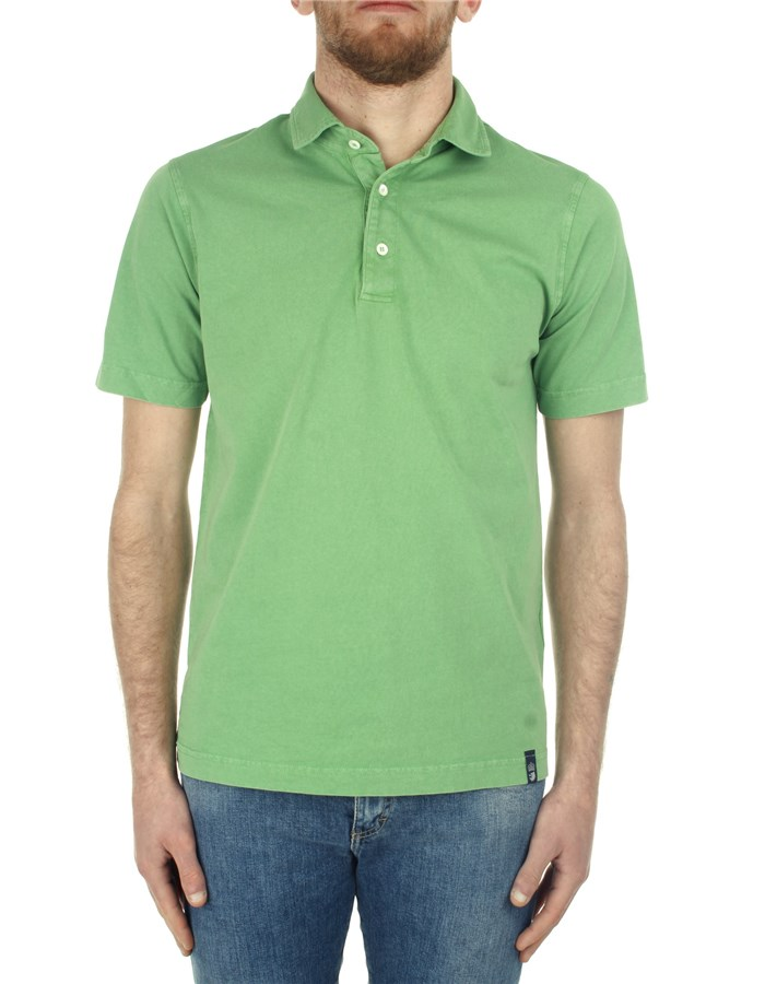 Drumohr Polo shirt Green