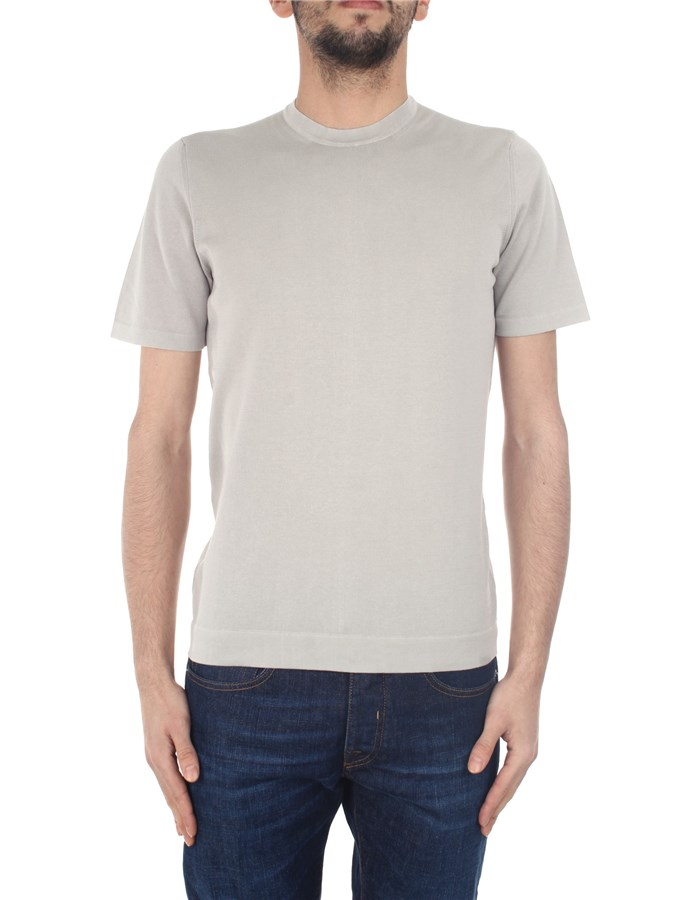Drumohr T-shirt Grey