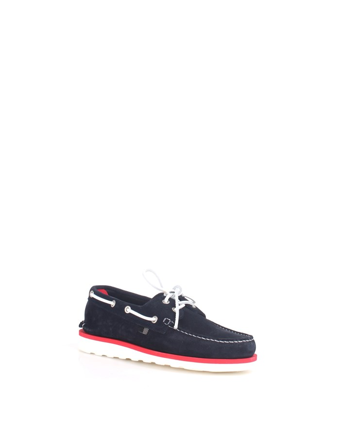 Woolrich Loafers Blue