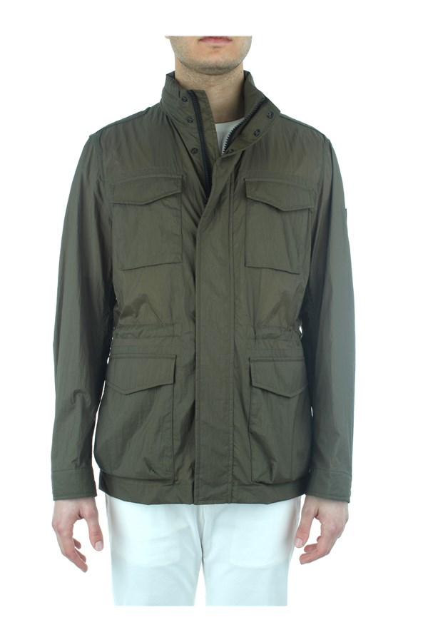 Woolrich Jackets And Jackets Green
