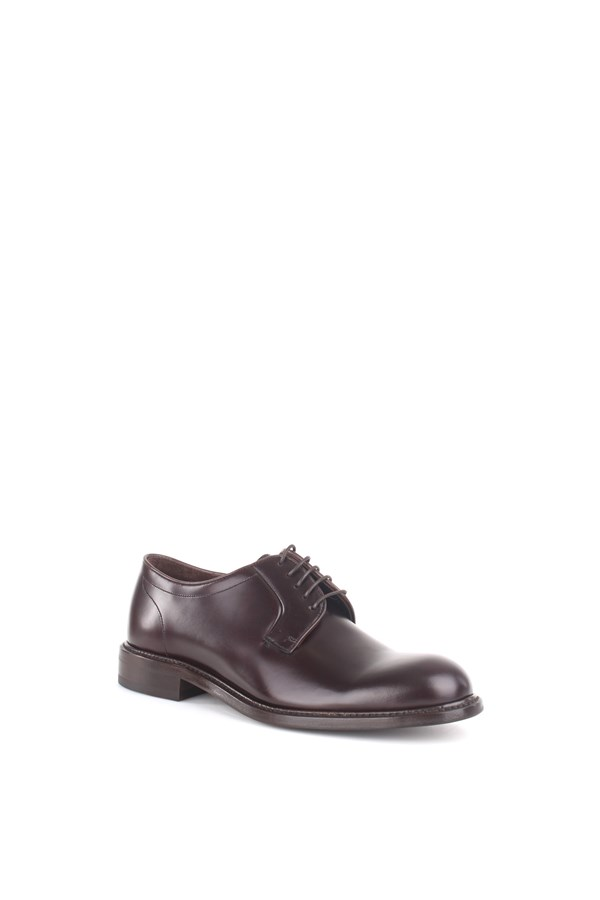 John Spencer lace-up shoes Brown