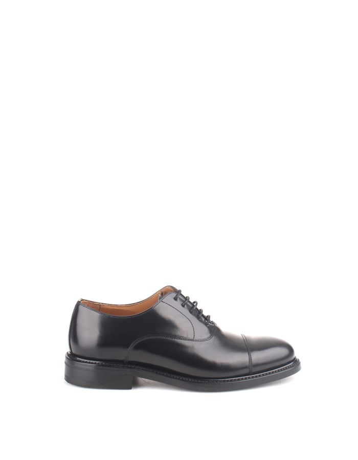 John Spencer lace-up shoes Black