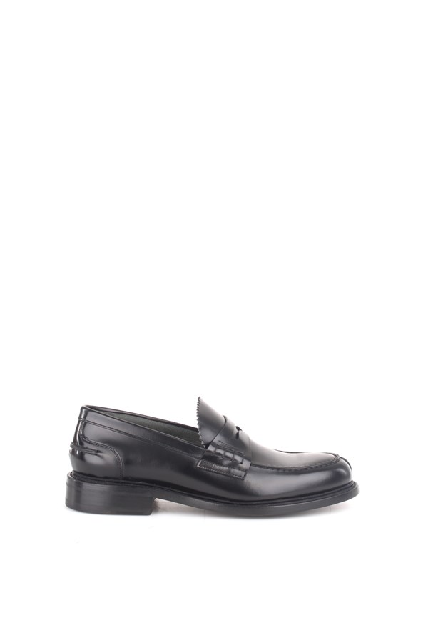 John Spencer Loafers Black