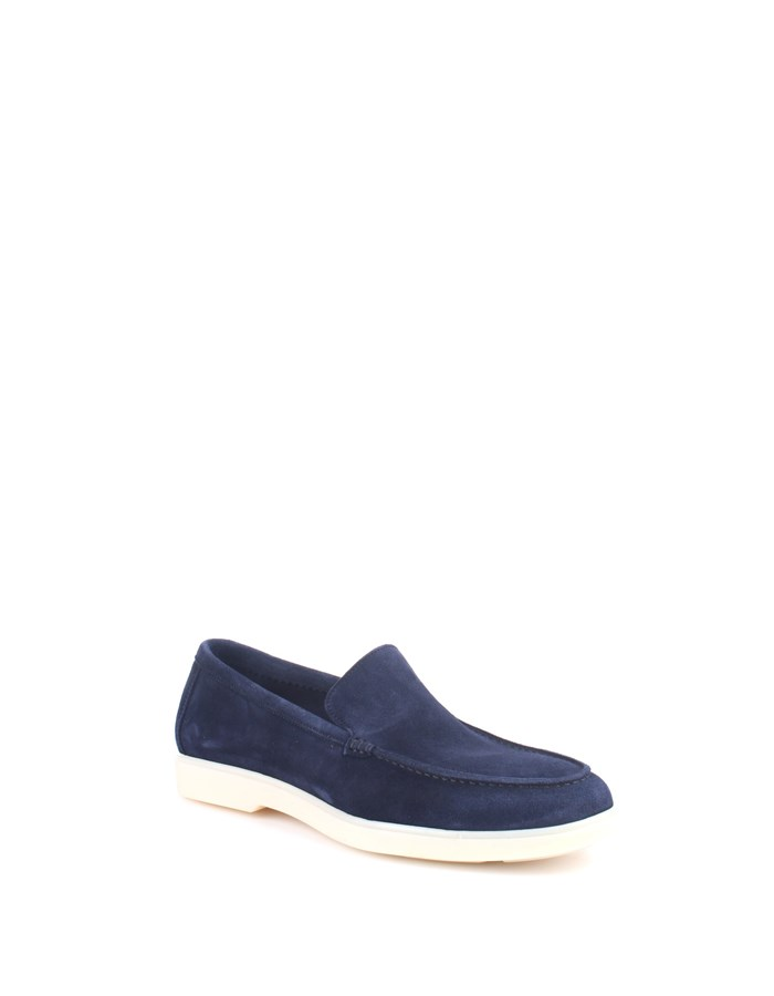 John Spencer Loafers Blue