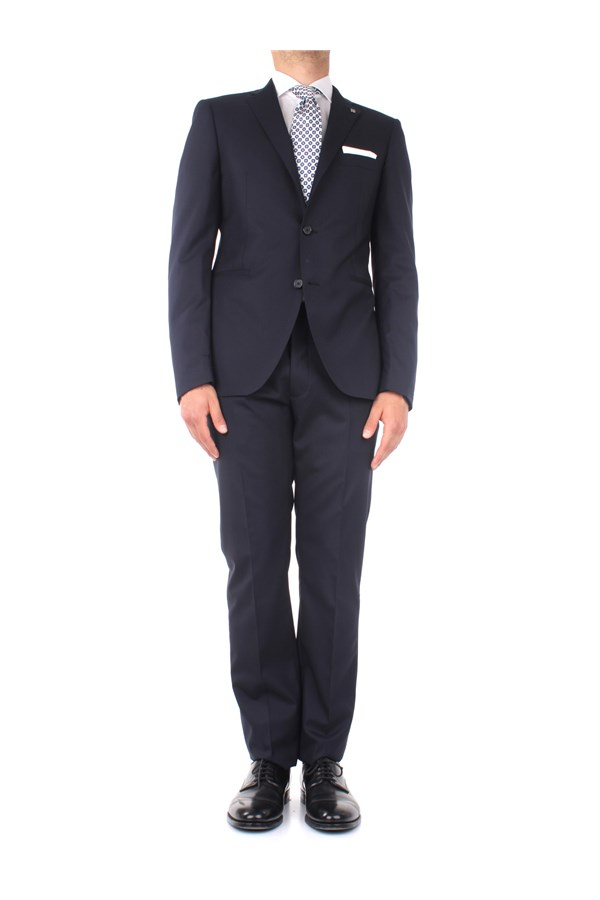 Tagliatore Dress Elegant Man 2FBR22A0108UPZ012 B3245 0