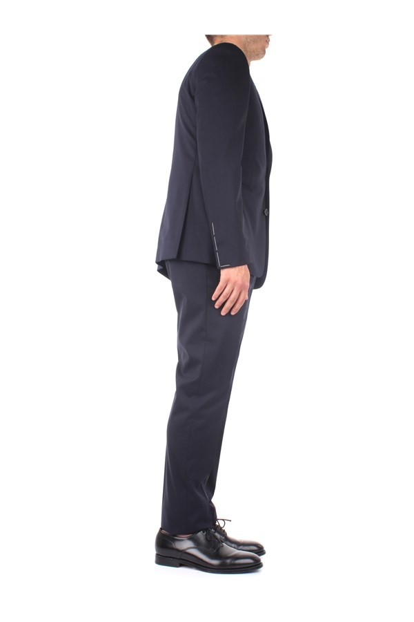 Tagliatore Dress Elegant Man 2FBR22A0108UPZ012 B3245 7