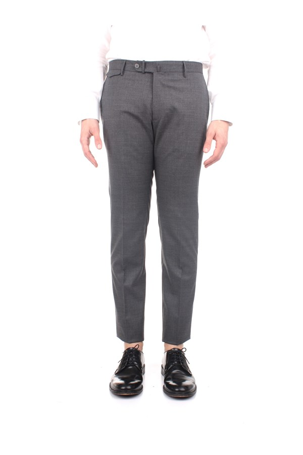 Tagliatore Trousers Grey