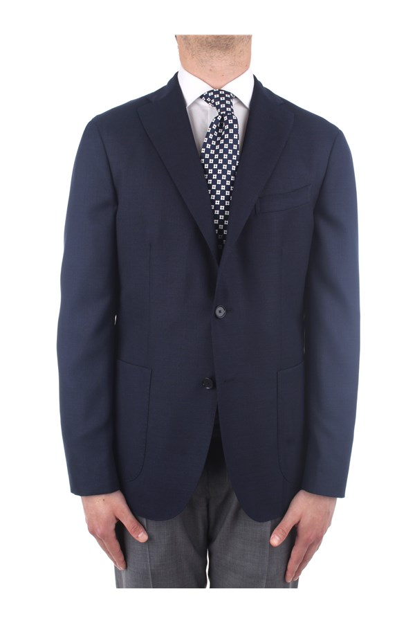 Michi D'amato Blazer N2902E BAS534 0780 Blue