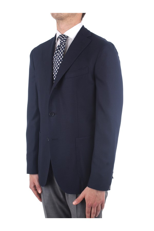 Michi D'amato Blazer Blue