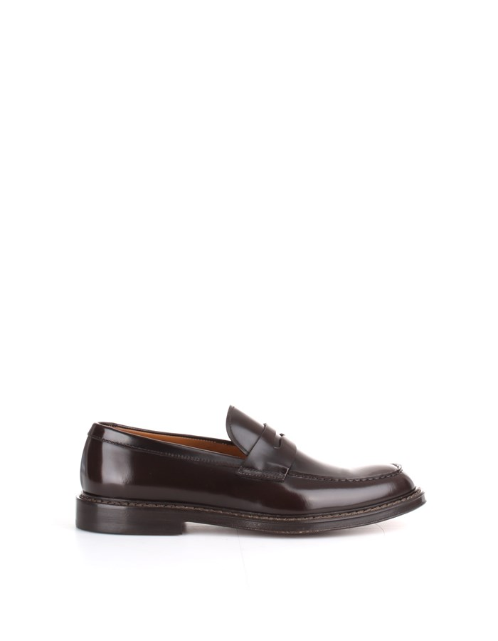 Doucal's Low shoes Loafers Man DU2405PHOEUF007 0