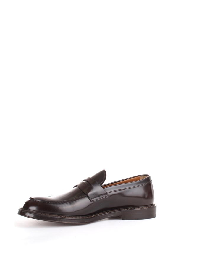 Doucal's Low shoes Loafers Man DU2405PHOEUF007 4