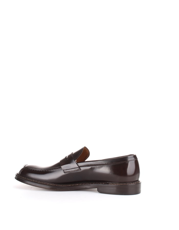 Doucal's Low shoes Loafers Man DU2405PHOEUF007 5