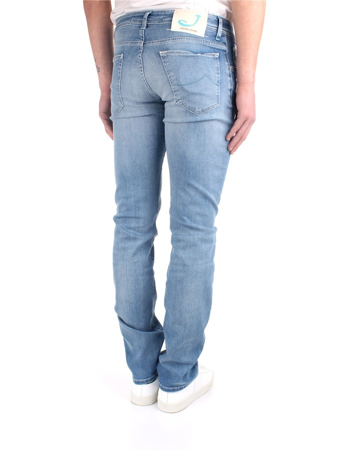 Jacob Cohen Jeans Slim Man J622 00918 5