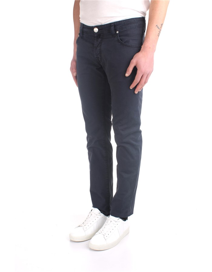 Jacob Cohen Trousers Blue