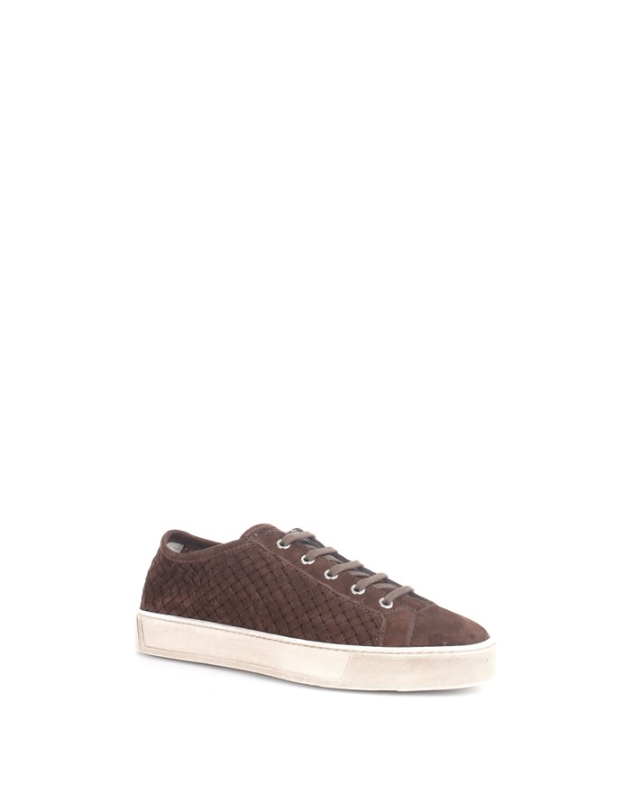 Santoni Sneakers Brown