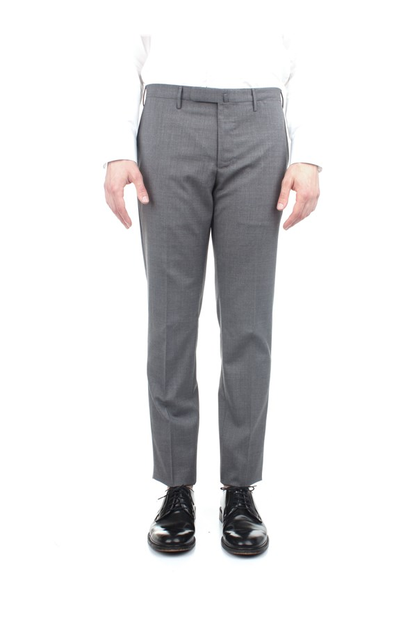 Incotex Trousers 1AT082 5855T Grey