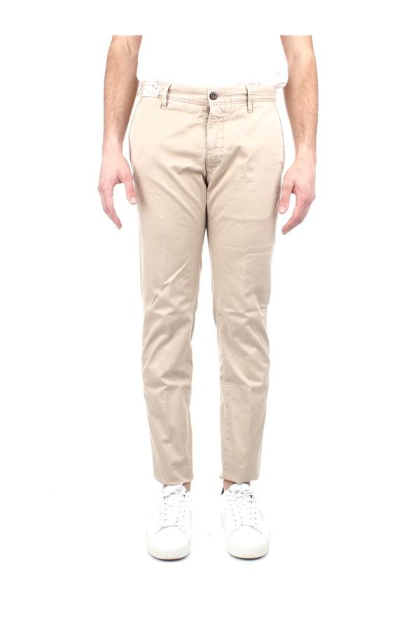 Incotex Trousers Beige