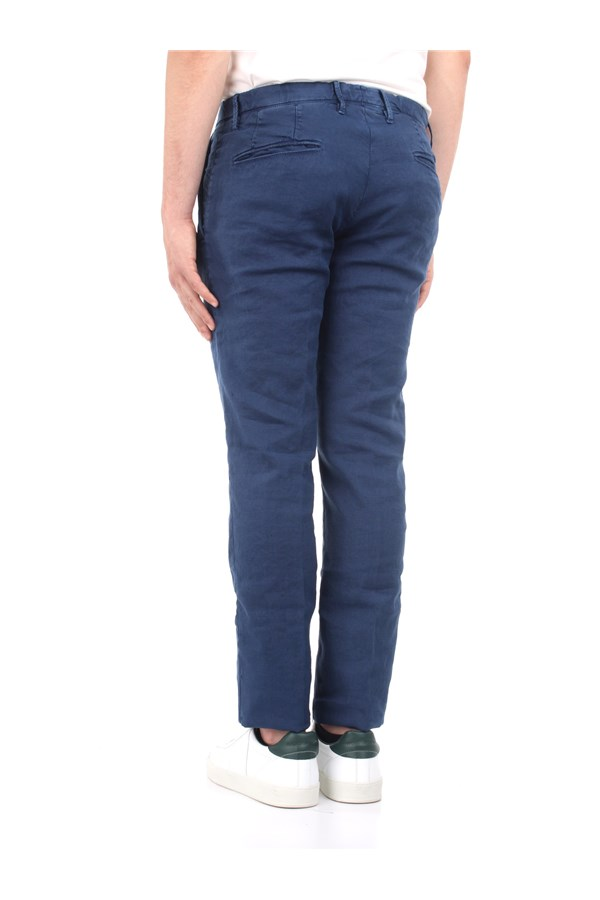 Incotex Trousers Trousers Man 11S103 90832 4