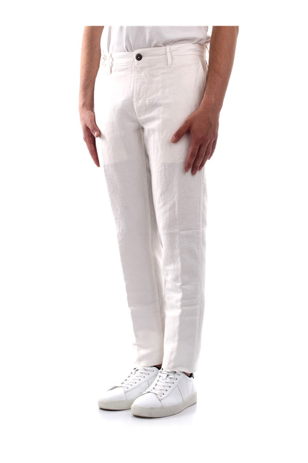 Incotex Trousers White