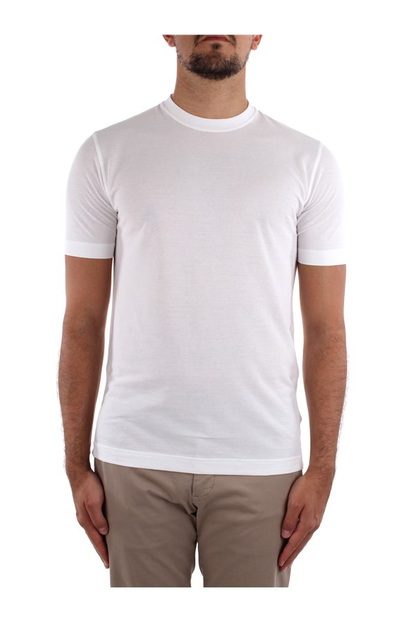 Zanone Short sleeve 811821 Z0380 White