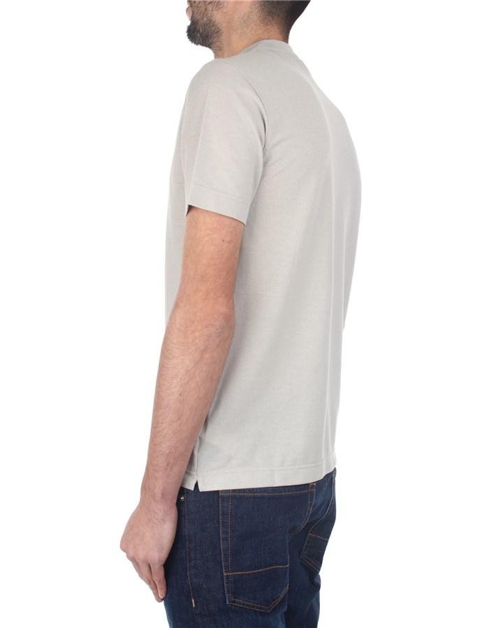 Zanone T-shirt Short sleeve Man 811821 Z0380 3