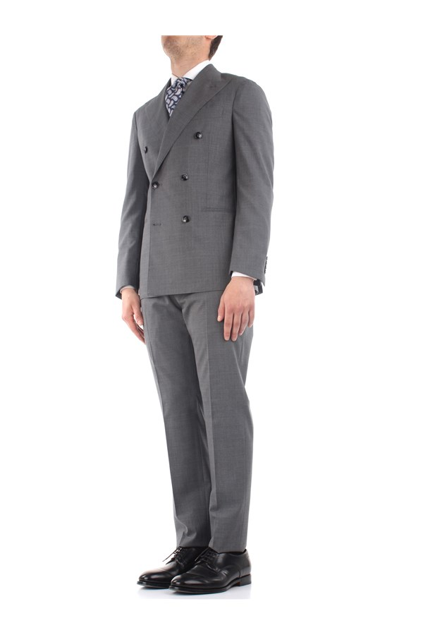 Barba Clothes Grey
