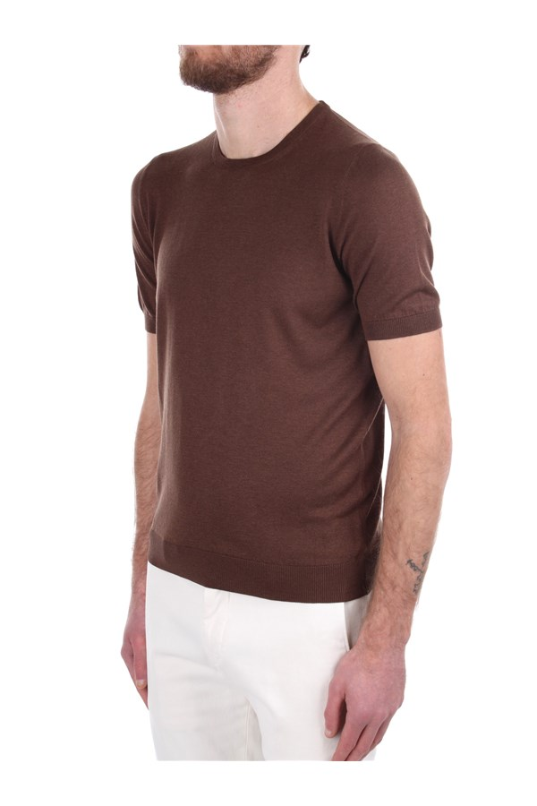 Barba T-shirt Brown