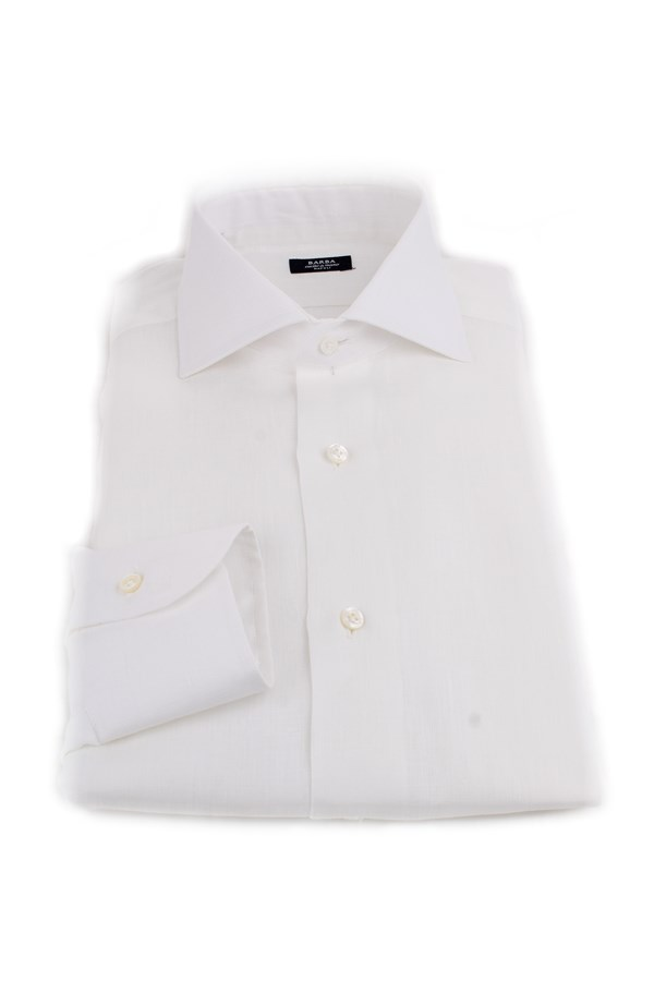 Barba Shirts White