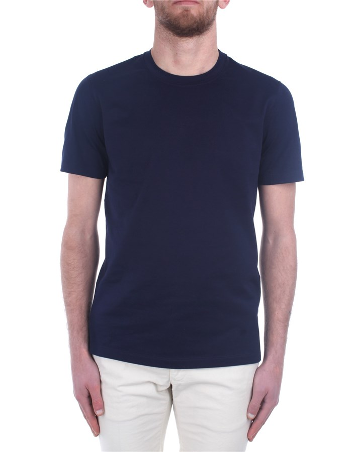 Brunello Cucinelli Short sleeve Blue