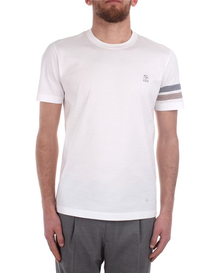 Brunello Cucinelli T-shirt White
