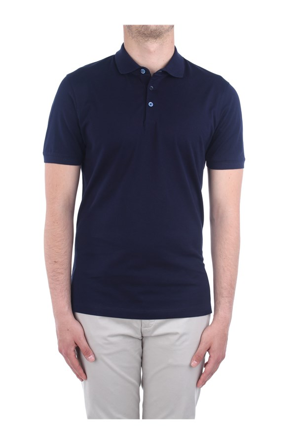 Brunello Cucinelli Short sleeves Blue