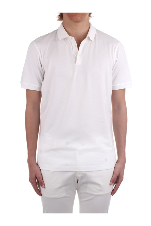 Brunello Cucinelli Polo shirt White