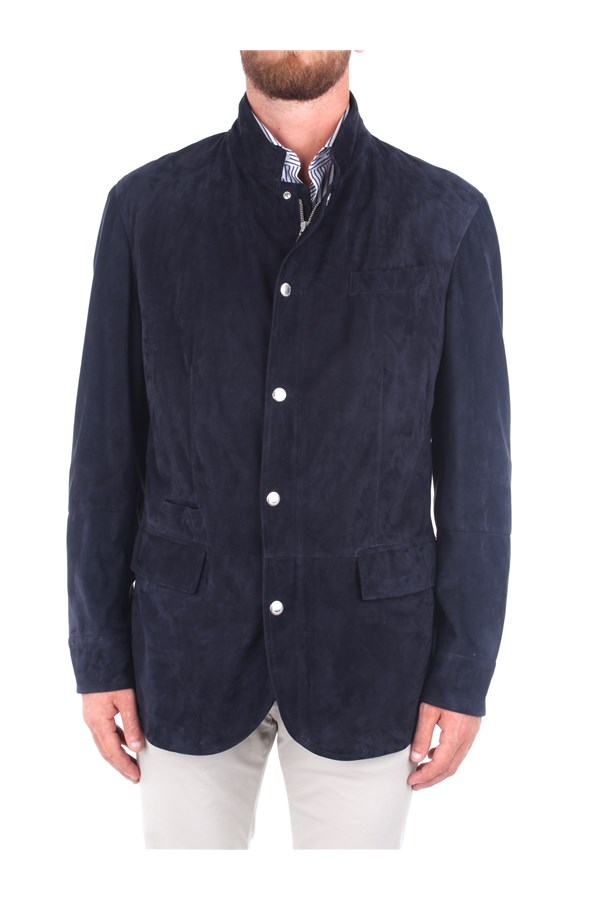 Brunello Cucinelli Jackets And Jackets Blue
